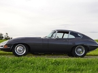 Restaurierte Englische Sportwagen: FIXED-HEAD COUPé Jaguar E